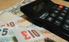 UK Money Calculations by Karen V Bryan, via Flickr