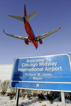 Midway International Airport-Chicago, IL