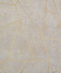Nazca York Wallpaper Wallpaper York Beiges Gold Grays Art Deco Contemporary Wallpaper Designer Wallpaper Geometric Wallpaper Metallic Wallpaper Textured Wallpaper , Non Woven, Easy to clean , Easy to wash, Easy to strip