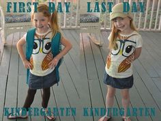 First Day of School Photo Inspiration