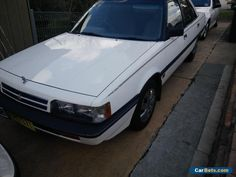 mitsubishi magna TP 1990 perfect for a pensioner low km's dual fuel with RWC #mitsubishi #magna #forsale #australia