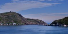 Heading out 'The Narrows', St. John's Cabot Tower, Signal Hill; The Battery: and, South Side/Fort Amherst!