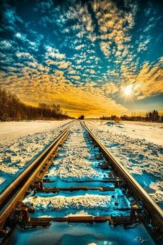 Зимняя дорога к счастью