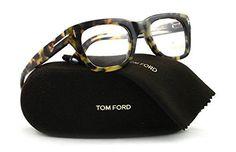 68ea34af87 Tom Ford FT5178 Eyeglasses-055 Coloured Havana-50mm, Brown Moda, Toms Para