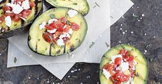 27 Unexpected Foods to Grill: Avocado