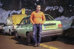 This man was driving me across Tehran yesterday, when I learned that he'd lived for 8 years in America— incidentally on the same STREET as me in Georgia.   He first crossed into the United States from Mexico— paying $1,500 to be transported across the border. He wanted to go to University and be a dentist, but learned that the idea of America was much more bountiful than the reality. He worked at a factory job for 8 years, without ever being able to get a drivers license. He wasn't able to…