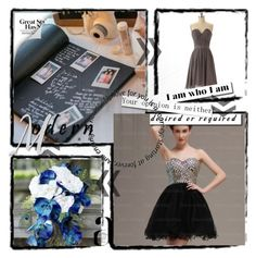 """OkBridal 48"" by selmica11 ❤ liked on Polyvore featuring Nico, PromDress, weddingdress and okbridal"
