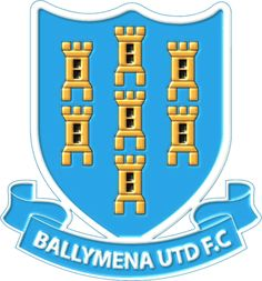 Ballymena United FC, Northern Ireland Football League Premiership, Ballymena, County Antrim, Northern Ireland