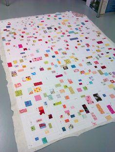 Confetti quilt | by threekitchenfairies