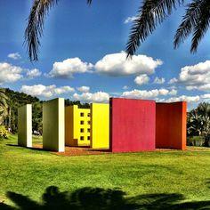 Instituto Inhotim em Brumadinho, MG