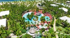 Located in Punta Cana, this all-inclusive beachfront resort features an outdoor pool, full-service spa and recreational activities. Punta Cana All Inclusive, All Inclusive Deals, Bavaro Beach, Outdoor Pool, Outdoor Decor, Recreational Activities, Dominican Republic, Hotel Punta, Travel