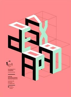 #type #poster #illustration