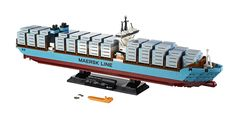 Lego 10241 Maersk Line Triple-E container ship
