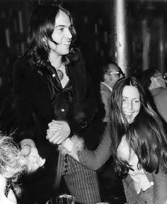 Hollywood, January 1973