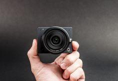 E1: The World's Smallest Micro Four Thirds 4K Camera