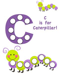 caterpillar activity