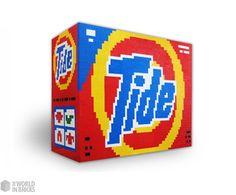 LEGO Tide Box - TheWorldinBricks.Com | Flickr - Photo Sharing!