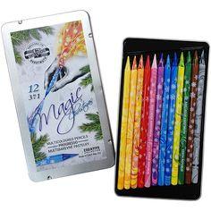 Lápis de Cor Integral Magic 12 Cores - Koh-I-Noor