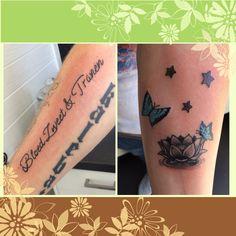 Tattoo van man en vrouw