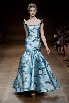 Oscar Carvallo Haute Couture Autumn 2013
