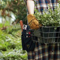 とっておきのサニークラウズ 庭師のウエストバッグ | フェリシモ
