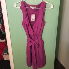 Forever 21 Size Small Dress Forever 21 Size Small Dress with pockets.  Orchid color. NWT Forever 21 Dresses