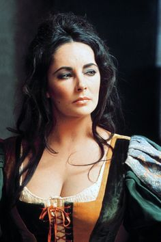 The Taming of the Shrew, directed by Franco Zeffirelli, starring Elizabeth Taylor and Richard Burton