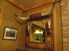 Image detail for -western decor in lobby