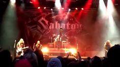 Sabaton - Rock Off Åland 2015