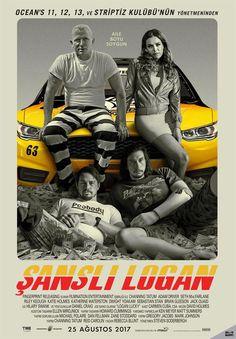 Sansli Logan - Logan Lucky ( 2017 )