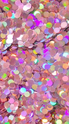 Items similar to Solvent Resistant Glitter Holographic Light Pink Dot Glitter 1 fl Ounce 3 mm Circles Large Glitter Frankening Nail Polish Supply on Etsy Pink Confetti iPhone Wallpaper<br> Wallpaper Iphone5, Tumblr Wallpaper, Pink Wallpaper, Aesthetic Iphone Wallpaper, Screen Wallpaper, Aesthetic Wallpapers, Wallpaper Backgrounds, Iphone Backgrounds, Sequin Wallpaper