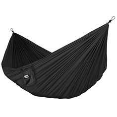 Neolite Double Camping Hammock - Lightweight Portable Nylon Parachute Hammock for Backpacking, Travel, Beach, Yard. Hammock Straps & Steel Carabiners Included Fox Outfitters http://www.amazon.com/dp/B011362TNU/ref=cm_sw_r_pi_dp_3M9iwb1GXZ6D0