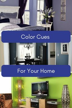 See What The Right Color Schemes Can Do For Your Living Room, Dining Room,