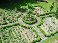 Bauerngarten: Anlegen, Gestalten und Bepflanzen | Gemüsebeet ...