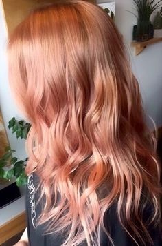 Current hair color goal for spring 2018