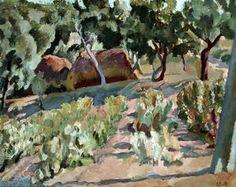 The Vineyard - (Vanessa Bell)