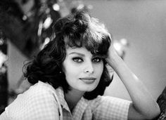 http://transcendfinejewellery.com   Buon giorno from the lovely Italian actress Sophia Loren, need we say more!