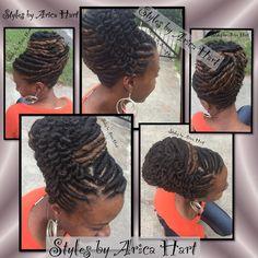 stuffed twist hair styles