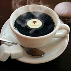 Strictly vinyl and two sugars. :))