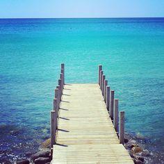 Summer Style: Blue Marlin Beach, Ibiza.