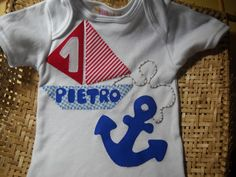Body personalizado!                                                                                                                                                                                 Mais Patches, Baby Boy, Couture, How To Make, Mens Tops, T Shirt, Clothes, Diy, Fashion