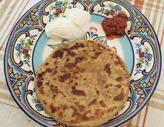 A Li'l Bit of Spice – Aloo Paratha Dried Mangoes, Coriander Powder, Whole Wheat Flour, Some Recipe, Spice Mixes, Garam Masala, Indian Food Recipes, Cravings, Brunch