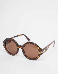 Image 1 ofAJ Morgan So B Round Sunglasses
