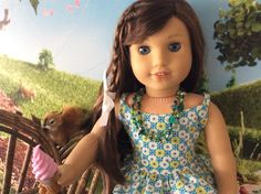 A personal favorite from my Etsy shop https://www.etsy.com/listing/273316188/american-girl-doll-clothes-custom