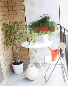 peg board for vertical garden assembly? maximize the green!