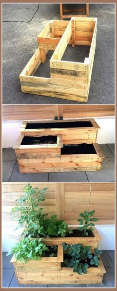DIY Backyard Pallet Projects - The Effective Pictures We Offer You About roofto. DIY Backyard Pallet Projects - The Effective Pictures We Offer You About roofto. Wood Pallet Planters, Wooden Pallets, 1001 Pallets, Pallet Patio, Recycled Pallets, Pallet Wood, Pallet Benches, Pallet Tables, Wood Wood
