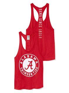 University of Alabama Racerback Tank