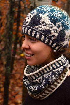 Ravelry: Iditarod Hat pattern by Simone Van Iderstine