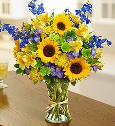 Fields of Europe™ for Summer from 1-800-FLOWERS.COM