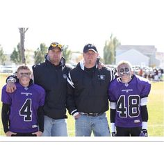Old fball pics dedicated dads